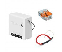 Kit de gestion de chauffage fil pilote en WiFi compatible Google Home et Alexa
