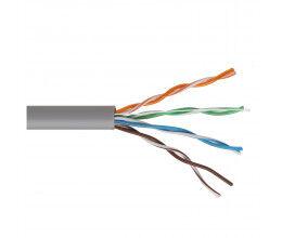 Rouleau de 305m de câble réseau UTP Cat5e - Maclean