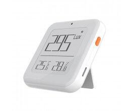 Capteur de température, humidité et luminosité compatible Zigbee - MOES