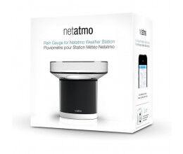 Pluviomètre pour station météo Netatmo