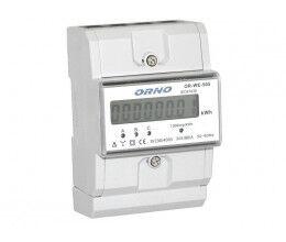 [PRODUIT-D'OCCASION] Compteur d'énergie triphasé avec afficheur et sortie impulsion - ORNO
