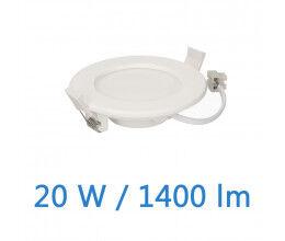 Applique LED de plafond EURUS 20 W, 1400 lm - Orno
