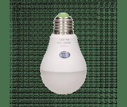 Ampoule led blanc naturel avec détecteur de mouvement 7W - Orno