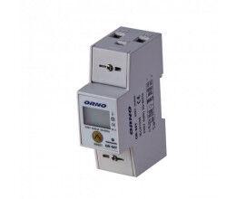 Compteur d'énergie monophasé avec afficheur et sortie impulsion - ORNO