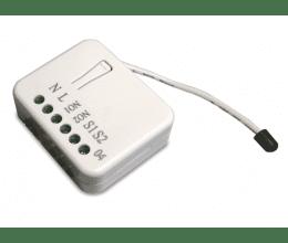 Module on/off encastrable Z-Wave Plus à 2 relais avec mesure d'énergie - Philio