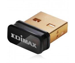 [RECONDITIONNÉ] Adaptateur Nano USB2.0 EDIMAX WIFI 150Mbps (EW-7811Un)