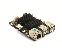 [RECONDITIONNÉ] Micro ordinateur Odroid C2 - 1.5 GHz QuadCore, 2 GB RAM, 4x USB - ODROID