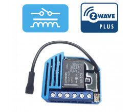 [RECONDITIONNE] Module 1D contact sec Z-Wave Plus encastrable - QUBINO