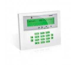 Clavier LCD pour alarme INTEGRA et système ABAX - Satel