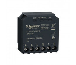 Micromodule pour volets roulants Zigbee 3.0 Wiser - SCHNEIDER ELECTRIC