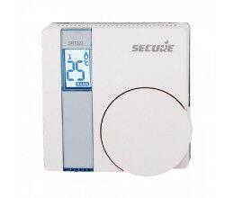 Thermostat SRT323 avec écran LCD et relai intégré Z-Wave - SECURE