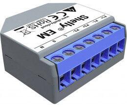 Module WiFi de mesure de consommation électrique avec relais - Shelly