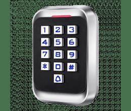Contrôleur d'accès autonome avec clavier et lecteur RFID - Wizelec