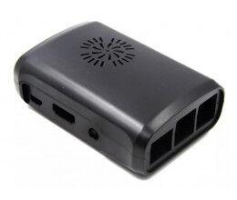 Boitier avec ventilateur 30mm pour Raspberry Pi 4 - Wizelec