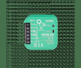 Module 2 relais 5A encastrable WiFi  gamme Supla - Zamel