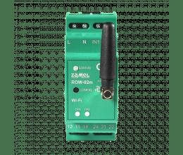 Module 2 relais 16A WiFi format RAIL DIN gamme Supla - Zamel