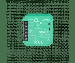 Module pour volet roulant WiFi gamme Supla - Zamel