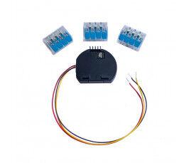 Adaptateur interface (Addon) pour sonde de température DS18B20 et Shelly 1 - Shelly