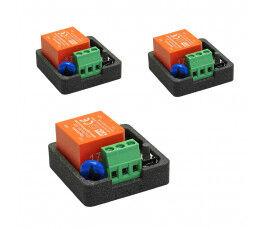 Lot de 3 Modules Fil Pilote WiFi compatible api HTTP - WifiPower