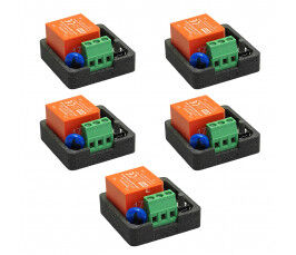 Lot de 5 Modules Fil Pilote WiFi compatible api HTTP - WifiPower